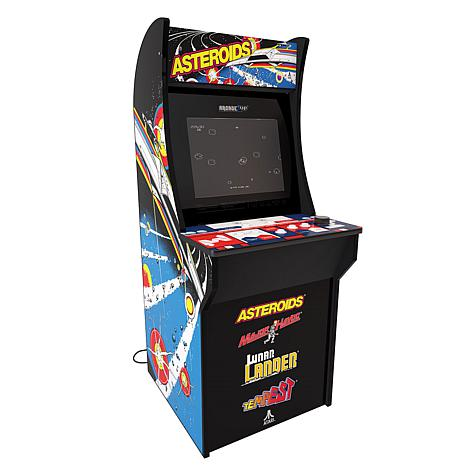Arcade 1Up Asteroids Arcade Cabinet System