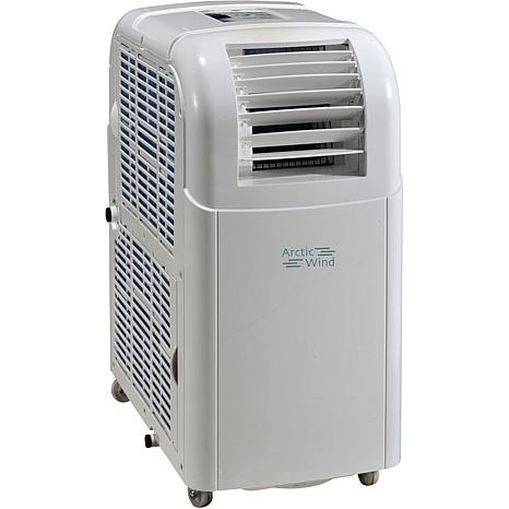 Arctic Wind's 8,000 BTU Portable AC with Remote