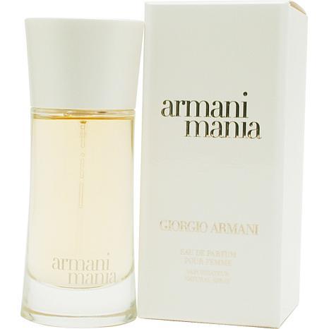 Armani Mania By Giorgio Armani Eau De Parfum Spray 17 Oz White Box
