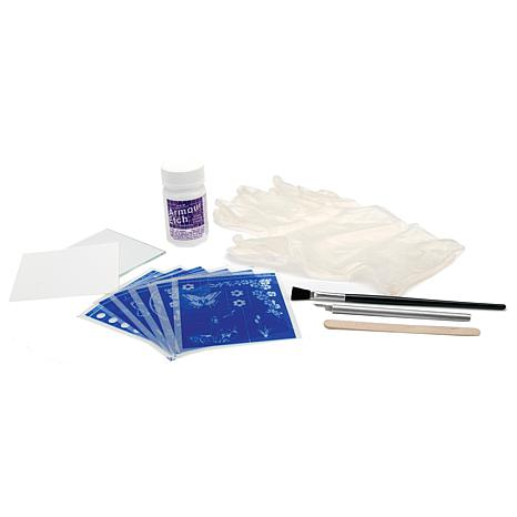 Armour Etch Deluxe Glass Etching Kit - Age 14 To Adult