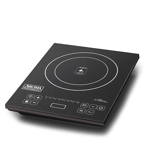 aroma induction cooktop with frying pan - Induction Burner