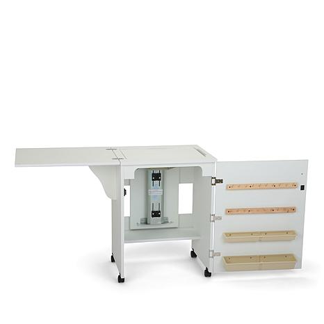 Arrow Airlift Sewing Cabinet With Built In Storage