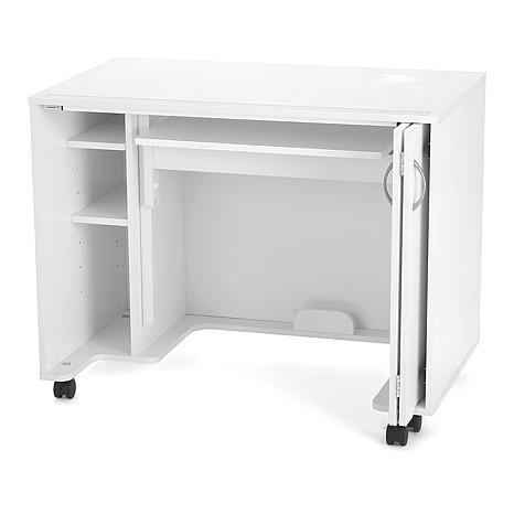 Arrow Modular Sewing Cabinet - White - 8203659 | HSN