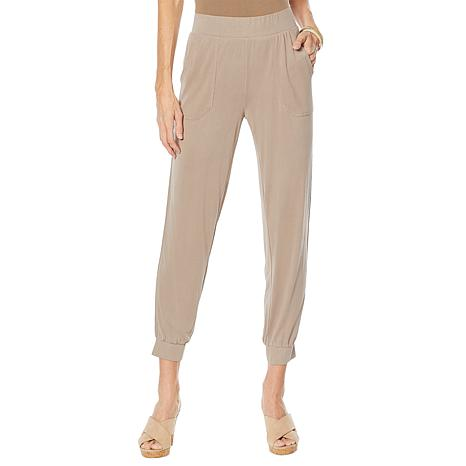 """""""As Is"""" G by Giuliana Luxe Knit Ankle Pant"""