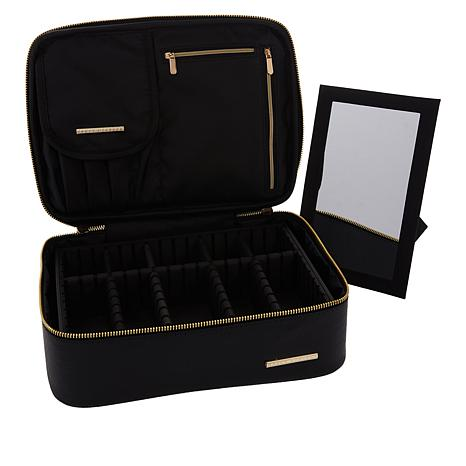 """""""As Is"""" Marcy McKenna Ultimate Customizable Cosmetic Case"""