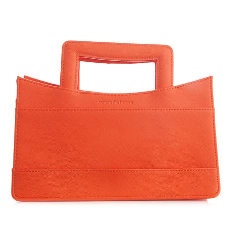 """""""As Is"""" Samantha Brown RFID Protected Travel Organizer Tote"""