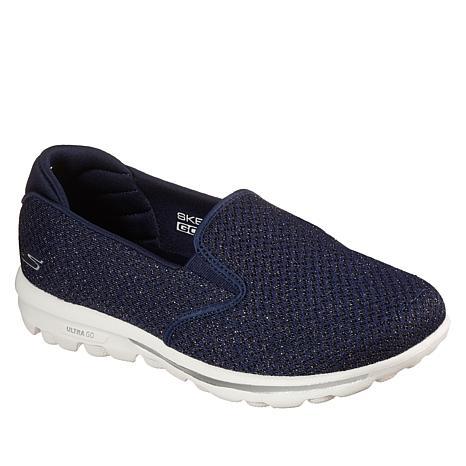 """""""As Is"""" Skechers GOwalk Classic Shining Slip-On Sneaker"""