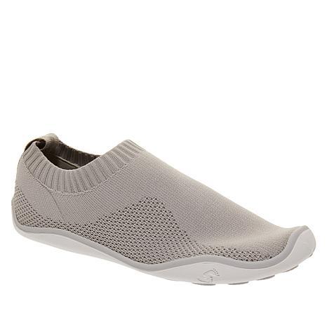 """As Is"" Tony Little Cheeks® Barefoot Mesh Slip-On Sneaker"