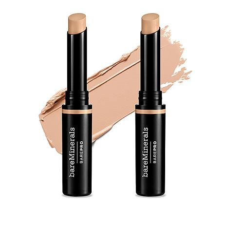 bareMinerals Lt/MedNeutral barePRO 16 Hour Full Coverage Concealer Duo
