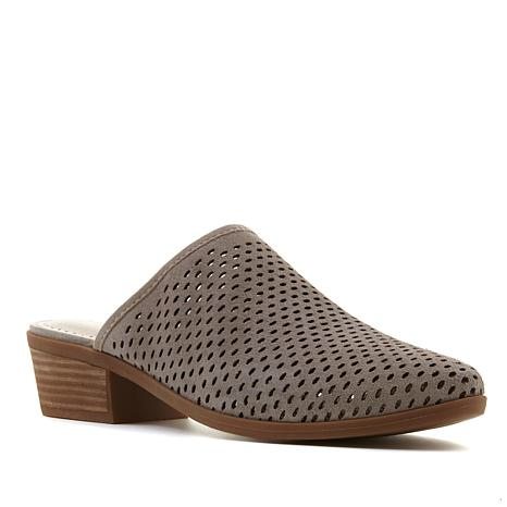 3177f6113587 Baretraps® Glynda Perforated Suede Mule - 8680076