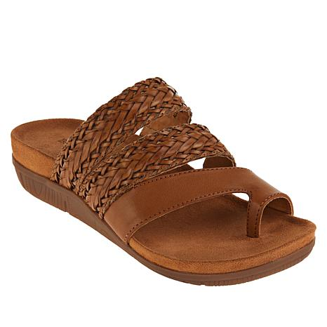 Baretraps® Jonelle Braided Toe Loop Wedge Sandal