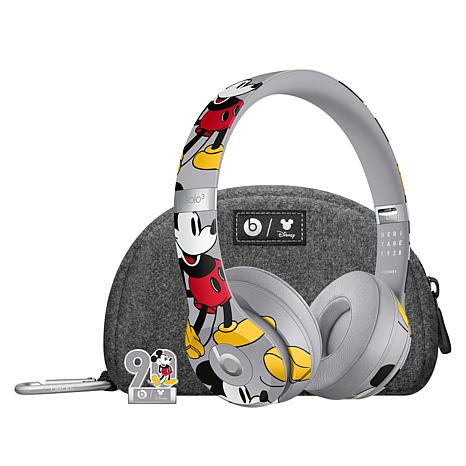 2edd970dfb3 Beats Solo3™ Wireless Headphones - Mickey's 90th Anniversary Edition -  9051541 | HSN