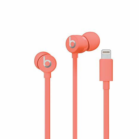 Beats Urbeats3 In-ear Noise-Isolating Headphones w/Lightning Cable