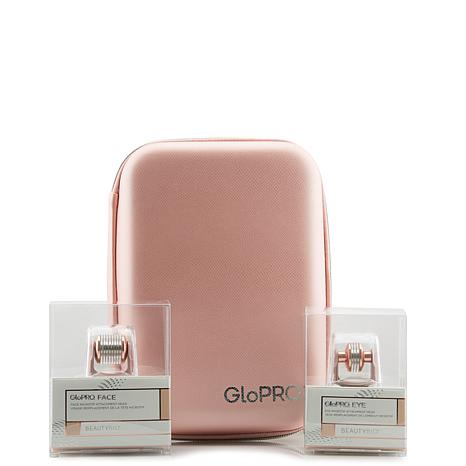 Beauty Bioscience Pack n' Glo Essentials Set -Rose Gold