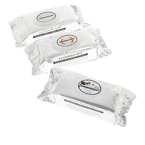 Beekman 1802 300-count Assorted Goat Milk Face Wipes Auto-Ship®