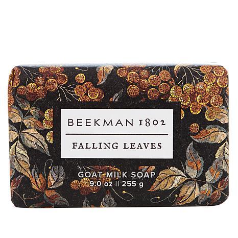 Beekman 1802 Falling Leaves Goat Milk Bar Soap