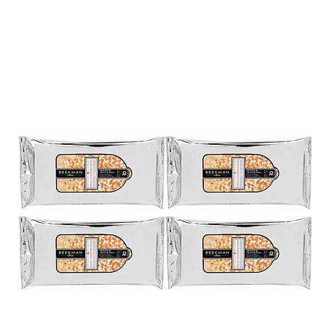 Beekman 1802 Honey & Orange Blossom 4-pack Face Wipes
