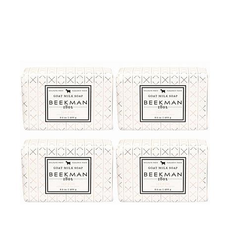 Beekman 1802 Oak Moss Goat Milk Bar Soap 4-piece Set Auto-Ship®