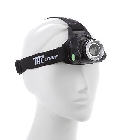 Bell + Howell High Performance DLX TacLight Headlamp