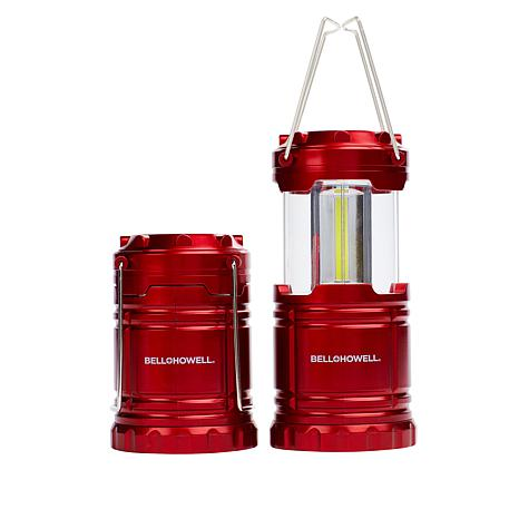 Bell + Howell Pop-Up TacLantern 2-pack