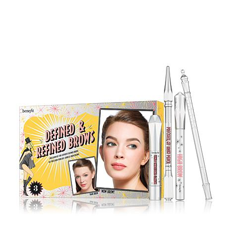 Benefit Cosmetics Defined & Refined Brow Kit - Med 03