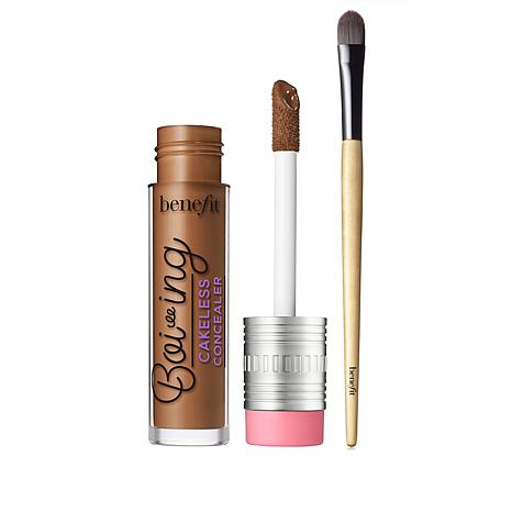 Benefit Cosmetics Shade 10 Boi-ing Cakeless Concealer with Brush