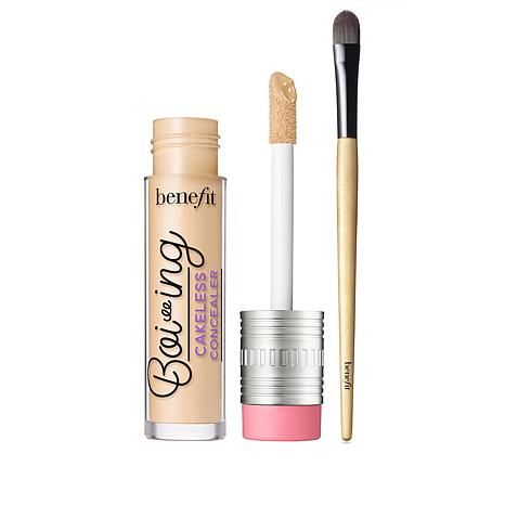 Benefit Cosmetics Shade 3 Boi-ing Cakeless Concealer with Brush