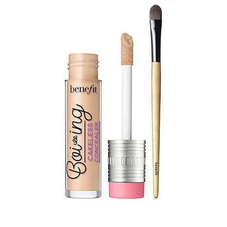 Benefit Cosmetics Shade 4 Boi-ing Cakeless Concealer with Brush