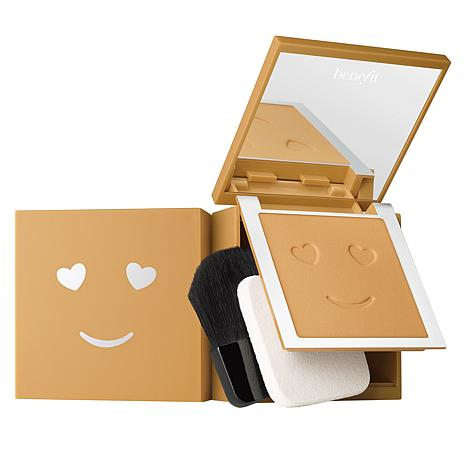 Benefit Cosmetics Shade 7 Hello Happy Velvet Powder Foundation