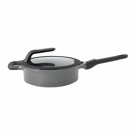 """BergHOFF Gem 10"""" Stay Cool Covered Sauté Pan"""