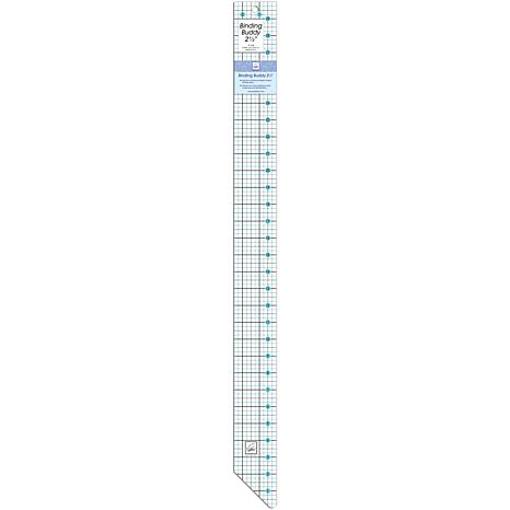 "Binding Buddy Ruler - 2-1/2"" x 30"""
