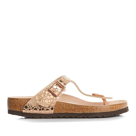 48771802bab3 Birkenstock Gizeh Metallic Stones Thong Comfort Sandal - 8712539