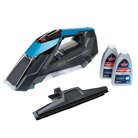 Bissell Pet Stain Eraser Deluxe Cordless Carpet Cleaner With