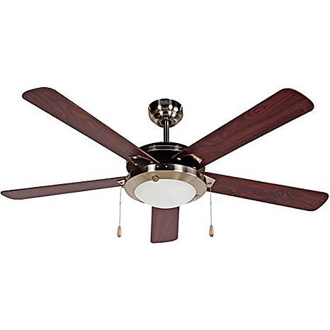 Black and Decker BCF5211 Ceiling Fan - Brown