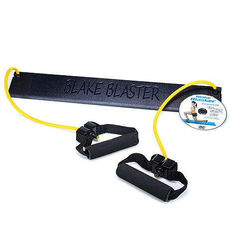 Blake Blaster Portable Squat Trainer with Workout DVD