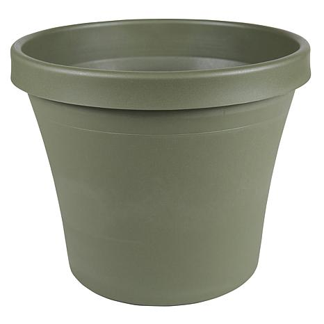 Bloem 5-Gallon Terra Pot Poly Resin Plastic Planter - 15""