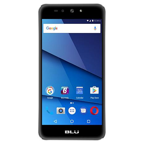 BLU Grand XL LTE G0031WW 16GB Unlocked GSM 4G LTE Dual-SIM Phone