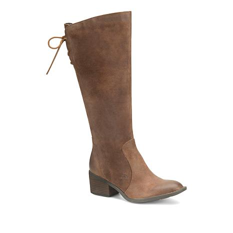 Born® Felicia Suede Tall Boot