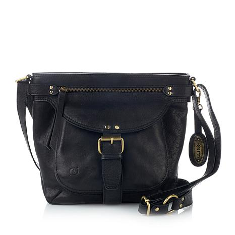 Born Genuine Leather Bronco Crossbody