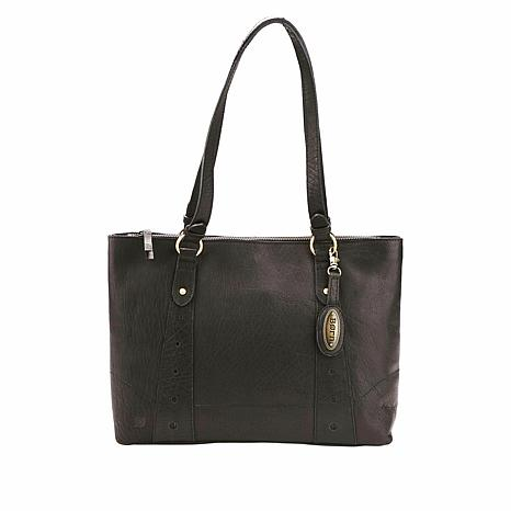 Born® Mariah Distressed Leather Tote