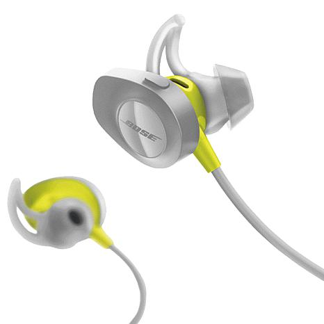 166a01090fc Bose® SoundSport™ Wireless Earphones with Case - 8115840 | HSN
