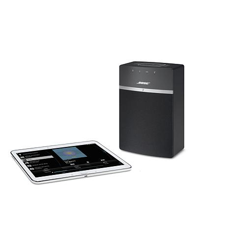 bose music system. bose® soundtouch™ 10 wireless music system bose