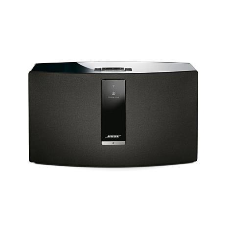 bose soundtouch 30 series iii wireless music system 7890058 hsn. Black Bedroom Furniture Sets. Home Design Ideas