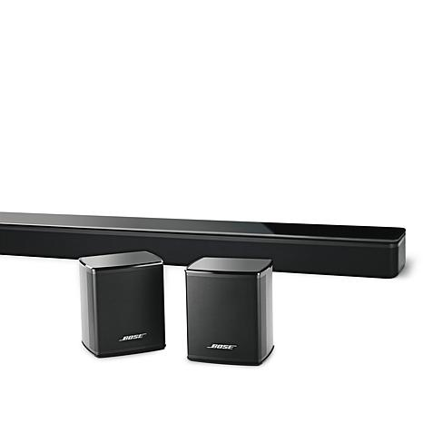 bose virtually invisible 300 2pk surround speaker set. Black Bedroom Furniture Sets. Home Design Ideas
