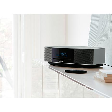bose wave music system iv with cd player touch controls with du 7889615 hsn. Black Bedroom Furniture Sets. Home Design Ideas