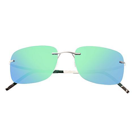 Breed Orbit Polarized Sunglasses with Gunmetal Frame