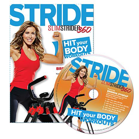 "Brenda DyGraf ""Hit Your Body"" Workout DVD"