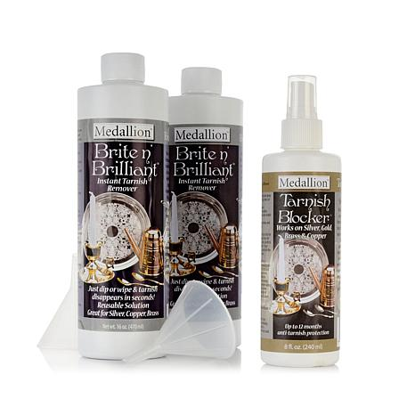 Liquid Gold and Silver Polishing and Plating Kit - 7394584 | HSN