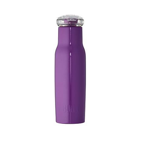 Built New York 18 oz. Double-Walled Stainless Steel Water Bottle
