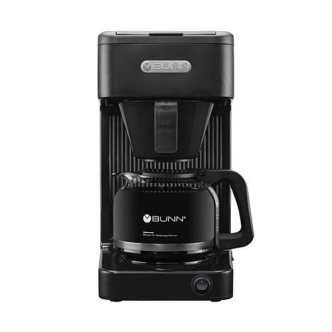 BUNN CSB1B Speed Brew Coffee Maker - Black